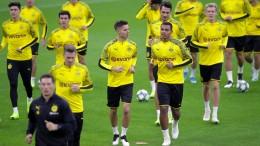 Dortmund will auch gegen Mailand punkten