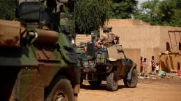 Französische Soldaten in Mali verletzt