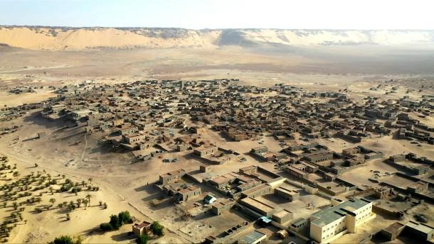 Legendäre Wüstenstadt Tichitt verfällt