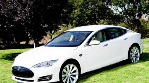Bild / E-Auto / Tesla Modell S
