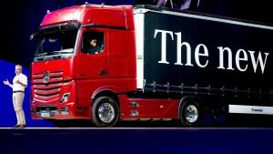 Daimler fängt sich wieder