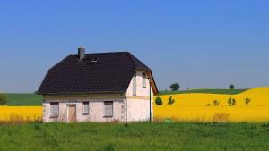 Der Traum vom Haus im Grünen – eine Schnapsidee?