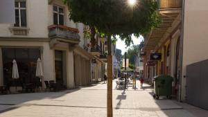 Attraktiveres Ambiente für Einkäufer und Flaneure