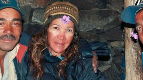 Zwei Frauen wollen allein auf den Everest