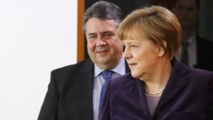 So gefährlich ist der Super-Sonntag für Merkel und Gabriel