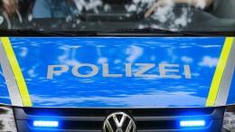 Verfolgungsjagd mit Polizei endet in Kollision