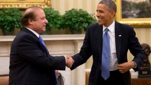 Sharif verlangt Ende des Drohnenkrieges