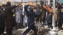 Zwei Atommächte im Streit um Kaschmir