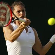 Als siebte der deutschen Tennis-Damen ausgeschieden: Andrea Petkovic