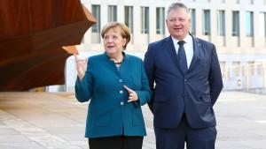 Merkel: Der Frieden ist fragiler, als wir erhofften