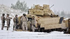 Baltische Staaten rüsten auf
