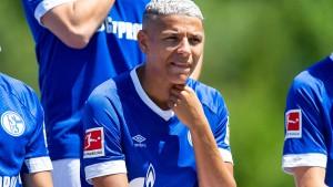 Schalker Harit nach Unfall verurteilt