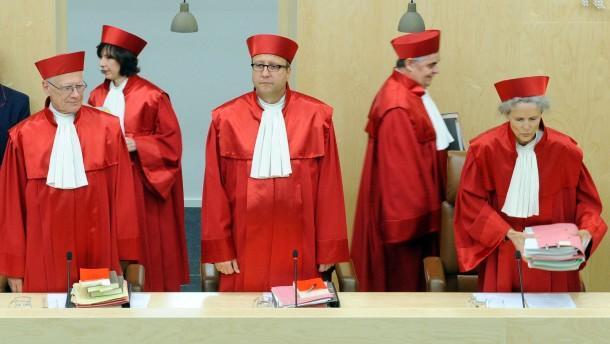 Ein neues Wahlrecht aus Karlsruhe?