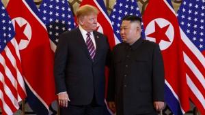 """Trump wäre über Wiederaufbau von Raketenanlage """"sehr, sehr enttäuscht"""""""