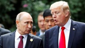 Putin ist zu Kompromissen bereit – außer bei der Krim-Frage
