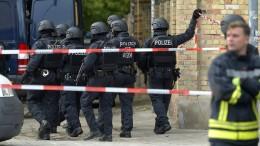 Zwei Todesopfer nach Schüssen in Halle
