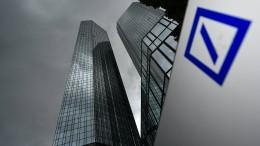 Die Deutsche Bank macht 3,1 Milliarden Euro Verlust