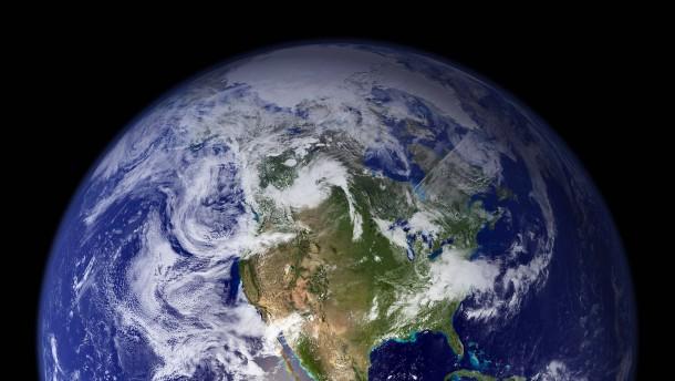 Braucht die Erde eine Atmosphäre?