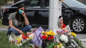 Mann tötet vier Angehörige von muslimischer Familie
