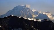 Der Mont Blanc wird von Hobbybergsteigern überrannt
