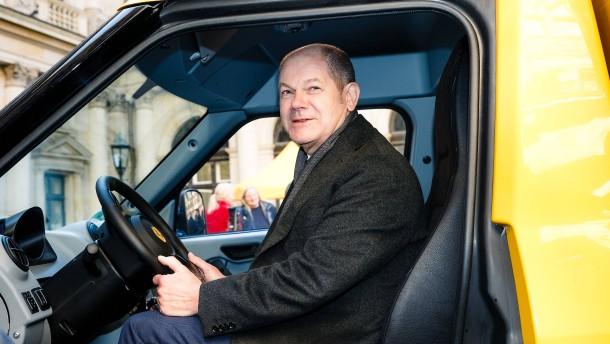 Scholz bringt die Förderung der E-Mobilität auf den Weg