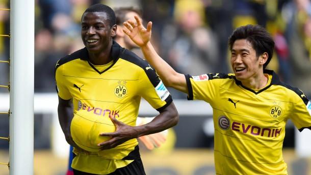 Drei BVB-Tore gegen den Europa-League-Frust
