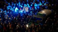 Polizei untersagt alle Demonstrationen in Dresden