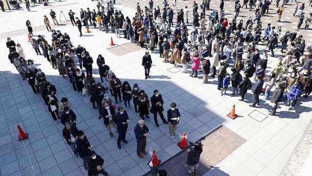 Todesstrafe für Massenmörder in Japan