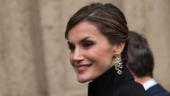 """""""Zerbrach Sachen, warf mit Büchern, schmiss Regale um"""": Königin Letizia von Spanien"""