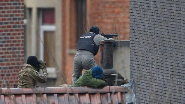 Im Versteck der Dschihadisten