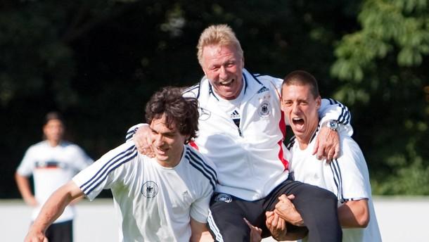 Der DFB räumt auf