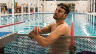 Will im Job später nicht baden gehen: Der Frankfurter Olympia-Schwimmer Jan-Philip Glania forciert seine berufliche Karriere als Zahnmediziner.