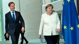 """""""Für ein grünes, digitales Europa"""""""