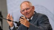 Will Schäuble den Soli abschaffen?