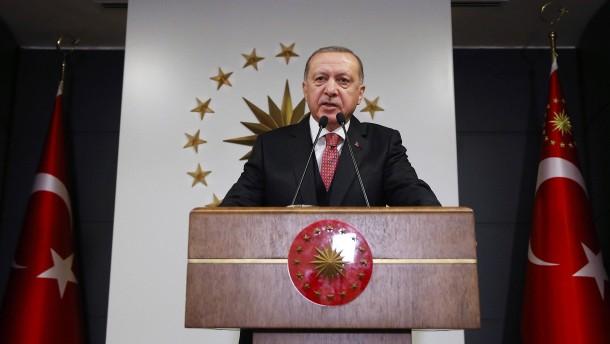 Wie Erdogan Corona bekämpft