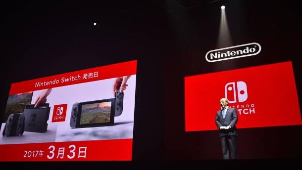 Nintendo präsentiert seinen Hoffnungsträger