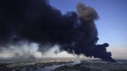 Das Ausmaß der Zerstörung in Houston