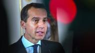 Österreich pocht auf Ende der EU-Gespräche mit Türkei