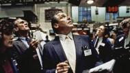 Schwarzer Montag: Kurseinbruch an der New Yorker Börse am 19. Oktober 1987. Manche Aktien kosten Nerven – aber nicht alle.