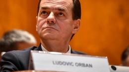Rumäniens Ministerpräsident verstößt gegen eigene Corona-Regeln