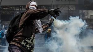 Neuerliche Eskalation in Venezuela