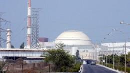 Das steht im Atomabkommen mit dem Iran