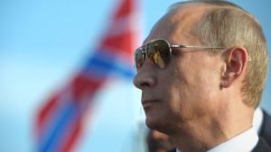 Putins Schlachtplan