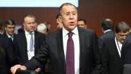 Beratungen über Situation in Syrien vereinbart