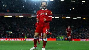Salah überragt bei Liverpool-Gala