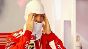 Vettel startet von ganz vorne