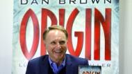 Dan Brown stellt neuen Thriller vor