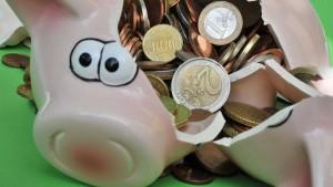 Börsenflaute bremst Anstieg des privaten Geldvermögens