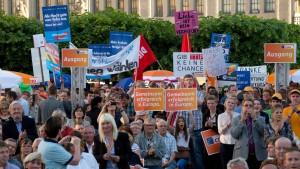 CDU fürchtet Stimmenverluste in Ostdeutschland