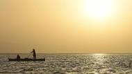 Giftiger See in Pakistan lässt Fischer verzweifeln